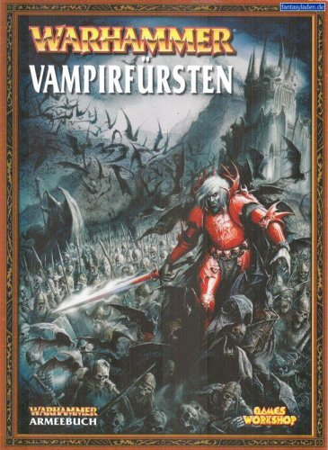 Warhammer Army Book (Warhammer Armies Vampire Counts)