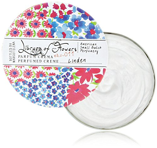 Library of Flowers Parfum Crema-Linden