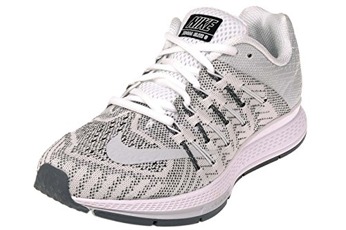 Zoom GREY WMNS PURE DARK Air WHITE Entraã®Neur NIKE Sport Chaussures BLACK Elite PLATINUM aqPwf5