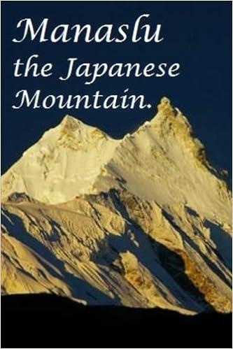Manaslu: the Japanese Mountain.