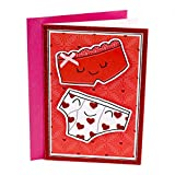 Best Boyfriend Cards - Hallmark 1 Valentines Day Greetings Greeting Card (499VFE1093) Review