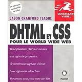 Dhtml et css pour le web quickstart visuel