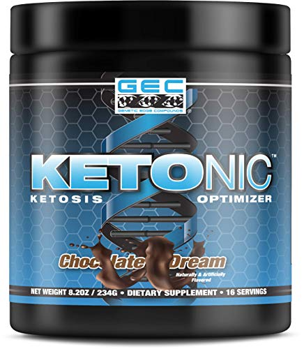 Genetic Edge Compounds KETONIC Ketosis Optimizer (Chocolate Dream) ()