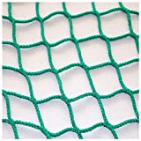Rope Net,Anti-cat Isolation Stairs Balcony Fence Anti-Fall Protective for Kids Pet Ball Stop Net Goal Garden Plant Multi-Functional Sports Ball Fence for Schools Or Sports Clubs Cargo Cord Net
