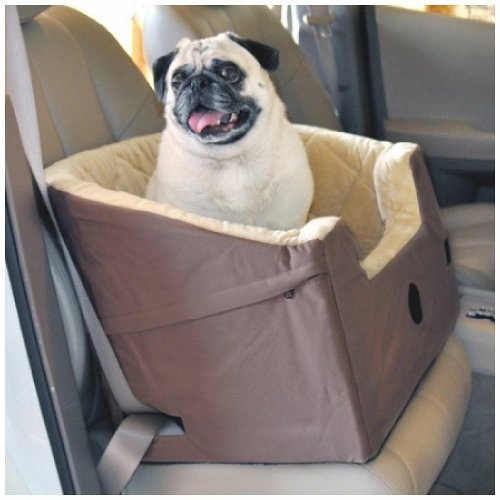 K & H Bucket Booster Pet Seat - Small/Grey KH-7622 by Generic