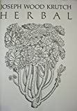 img - for Herbal by Joseph Wood Krutch (1977-04-03) book / textbook / text book