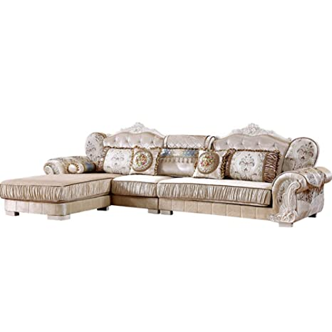 Amazon.com: MIKEWEI Fabric Sofa Combination Removable and ...