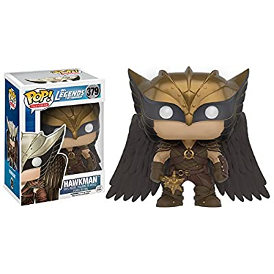 Funko POP TV: Legends of Tomorrow - Hawkman Action Figure: Funko Pop! Television: Toys & Games