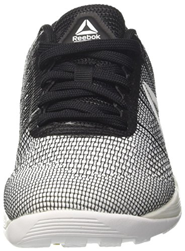 Reebok Crossfit Nano 7, Scarpe da Fitness Donna Multicolore (White / Electric Flash / Black)