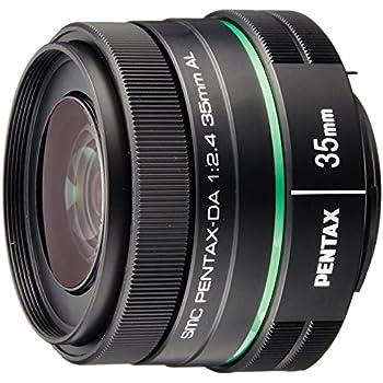 Pentax 21987 DA 35mm f/2.4 AL Lens for Pentax Digital SLR cameras (Discontinued by Manufacturer)