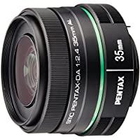 Pentax 21987 DA 35mm f/2.4 AL Lens for Pentax Digital SLR cameras (Discontinued by Manufacturer)