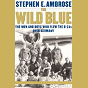 The Wild Blue Audiobook