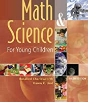 Math & Science for Young Children, 6th Edition Front Cover