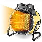 Garage Space Heater Electric - Indoor Portable Heater Fan,Greenhouse...