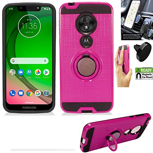 Compatible with Straight Talk Moto G7-Optimo Case 5.7