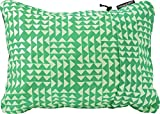 Therm-a-Rest Compressible Travel Pillow for Camping, Backpacking, Airplanes and Road Trips, Pistachio, Small: