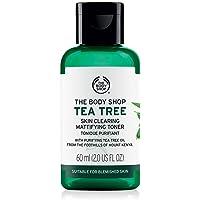 Tônico de Limpeza Facial Tea Tree 60ml