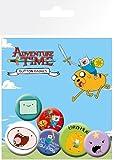 GB eye Adventure Time Finn Badge Pack