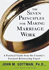 Just as Masters and Johnson were pioneers in the study of human sexuality, so Dr. John Gottman has revolutionized the study of marriage. As a professor of psychology at the University of Washington and the founder and director of the Seattle ...