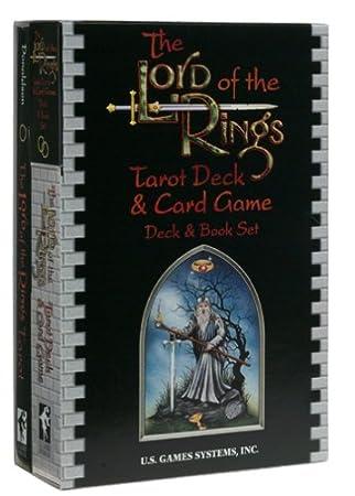 Desconocido El señor de los anillos - Juego de cartas ...
