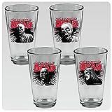 The Walking Dead Pint Glass Set