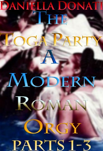 Roman orgy party difficult
