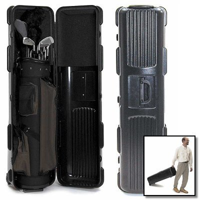 ProActive The Hardside Rolling Travel - Golf Bag Hard Covers For Travel