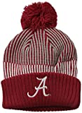 NCAA Alabama Crimson Tide Youth Outerstuff 'Team Stripe' Cuffed Knit Hat, Team Color , Youth One Size