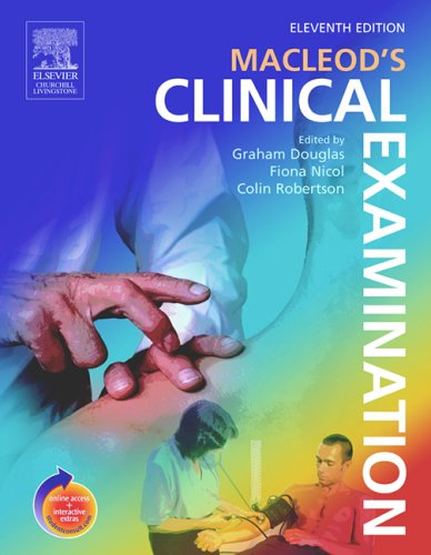 Macleod's Clinical Examination: With STUDENT CONSULT Online Access, 11e