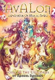Image result for avalon web of magic omnibus