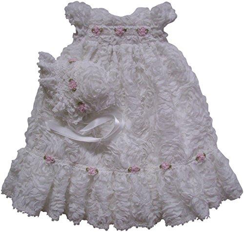 Silk Ruffled Yoke Dress - 8