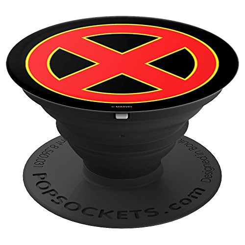 Marvel X-Men Simple Red X Symbol Icon - PopSockets Grip and Stand for Phones and Tablets