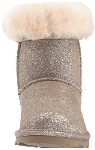US Distressed Pewter Women's Elle Boot Short M 9 BEARPAW Winter CzOYwCq