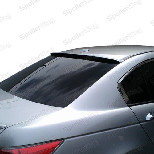 honda accord rear window spoiler - 7