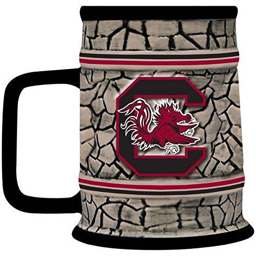 - The Memory Company NCAA University of South Carolina Stone Stein, One Size, Multicolor