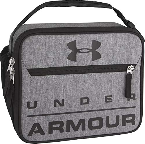 Under Armour Scrimmage Lunch Box, Heather Gray