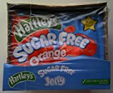 Hartleys Sugar Free Jelly Orange 12 x 23gm