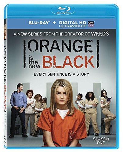 Orange Is The New Black: Season 1 [Blu-ray + Digital HD]