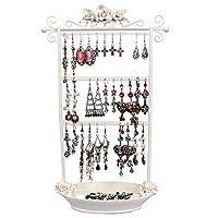 Shabby Chic Jewelry Tree and Organizer