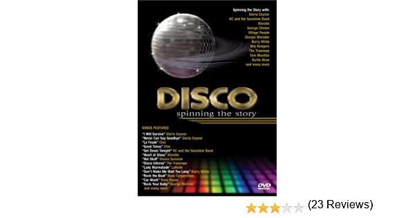 Disco - Spinning The Story [2005] [DVD] [Reino Unido]: Amazon.es ...