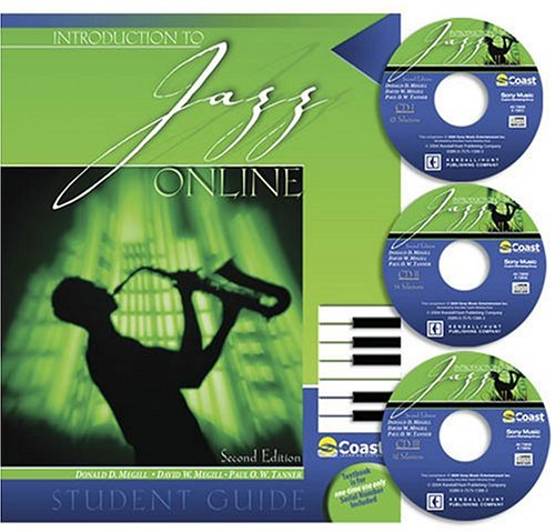 INTRODUCTION TO JAZZ ONLINE PAK W/ 3 CD SET