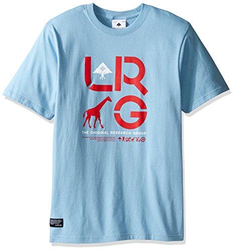 LRG Herren T-Shirt LRG Cluster Tee - DuskBlue