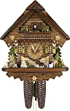 Cuckoo-Palace German Cuckoo Clock - Summer Meadow