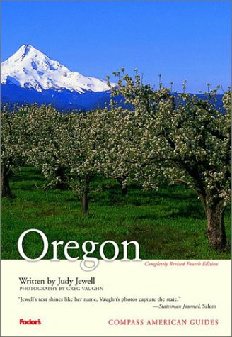 Download Compass American Guides: Oregon, 4th Edition (Full-color Travel Guide) pdf