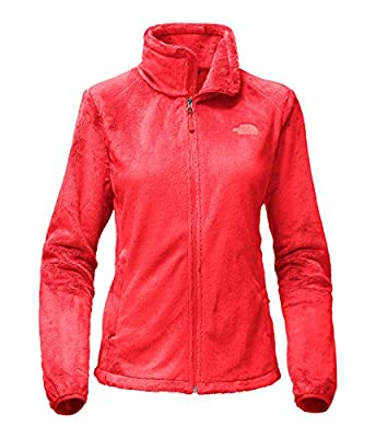 The North Face Women's Osito 2 Jacket Cayenne Red M