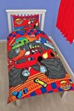 Blaze and the Monster Machines Single Duvet Cover Bedroom Bed Set