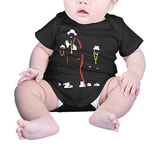 M2VIK9 Baby Romper Short Sleeve Clothes Jumpsuit Nothing Better Than Hip Hop Music Bodysuit Playsuit Outfits by M2VIK9