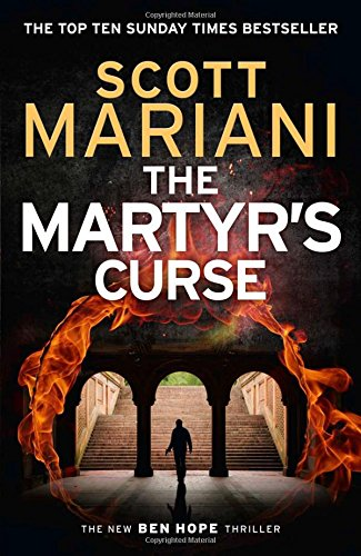 [The Martyr's Curse (Ben Hope, Book 11)] (Series Universal Motor)