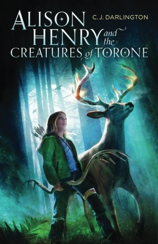 Read Online Alison Henry and the Creatures of Torone PDF