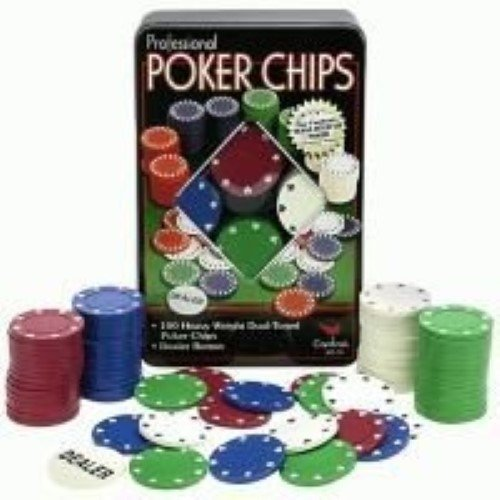 Poker Chips by Cardinal